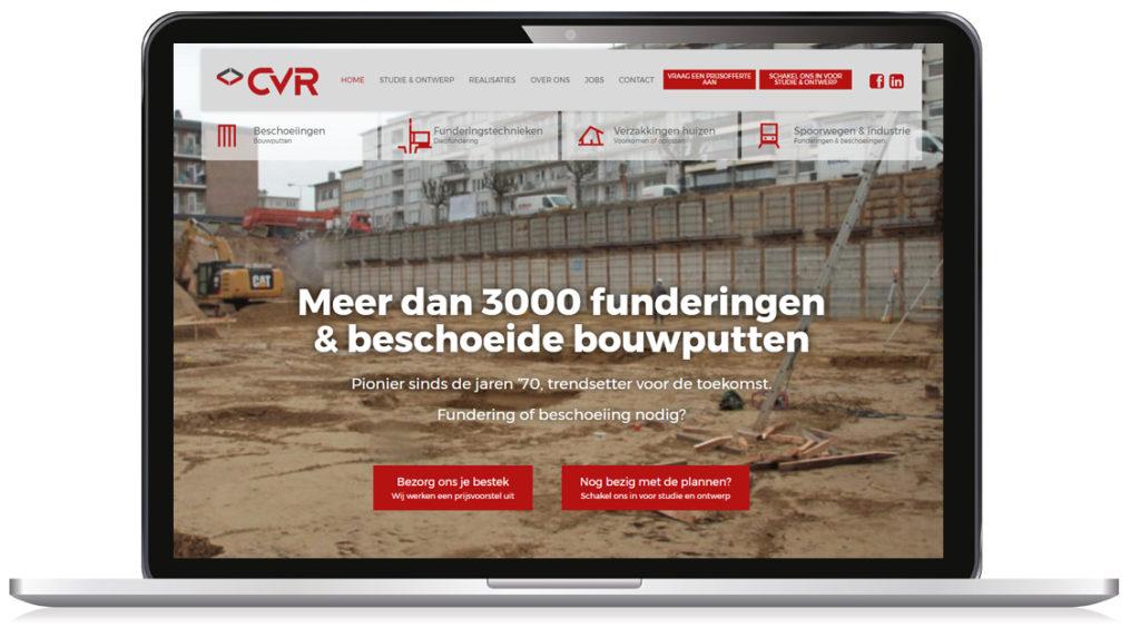 CVR website