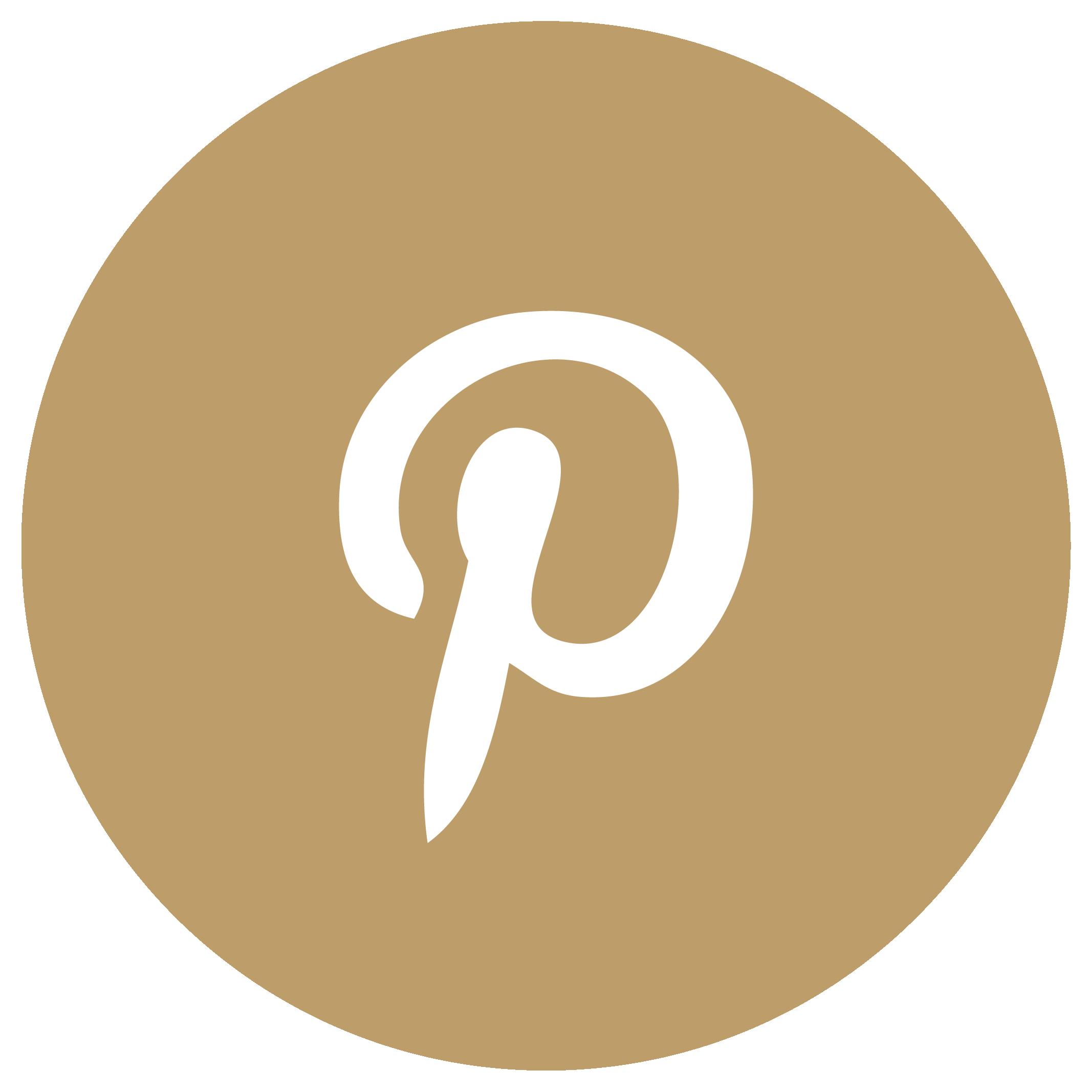 Icoon Pinterest