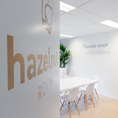 Hazelnut Meeting room
