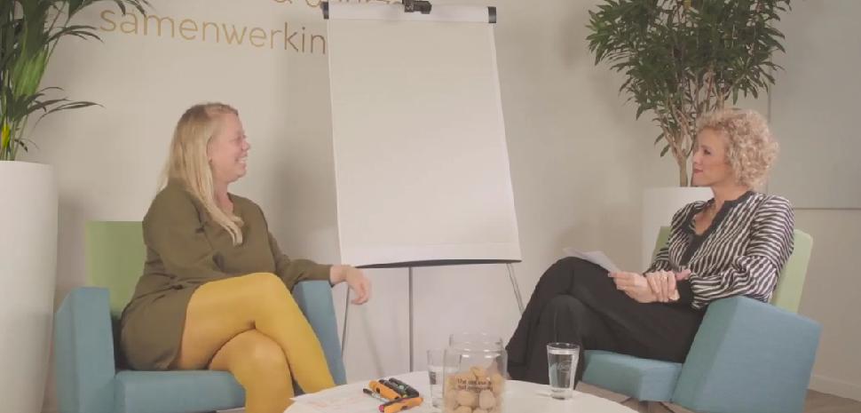 Het geheim van Visual Facilitation: interview met experte Birte Kooken