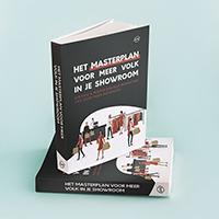 Ebook Het Masterplan voor meer volk in je fysieke winkel