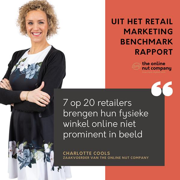 Retail marketing benchmark rapport