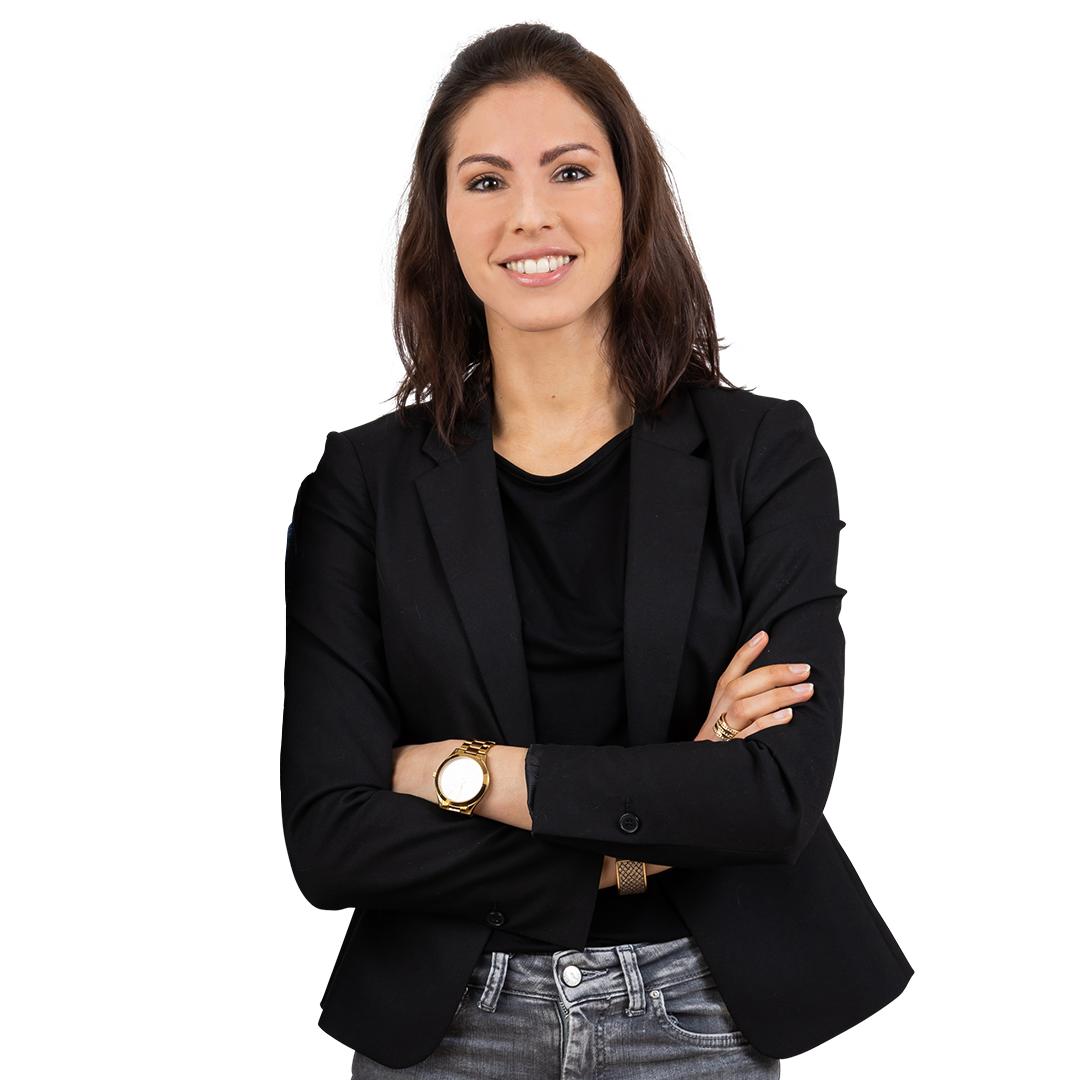 Melissa Van Roosbroeck Social Media Strateeg