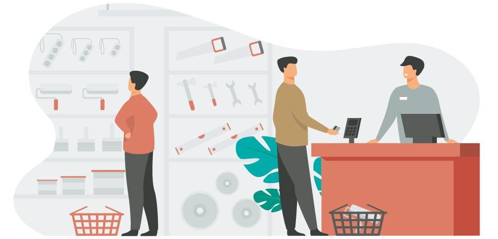 Concrete en meetbare tactieken om websitebezoekers naar jouw fysieke winkel te leiden