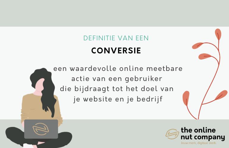 definitie conversie