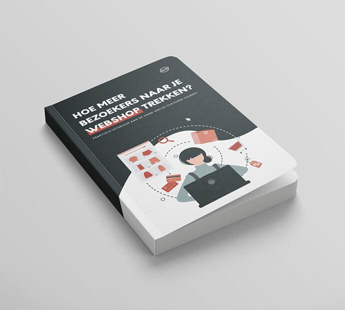 E-book Hoe meer bezoekers naar je webshop trekken - 690x690